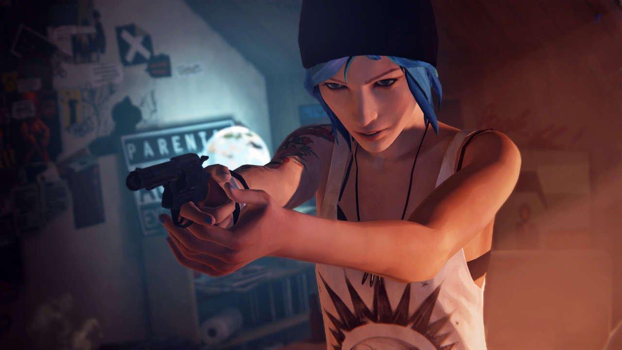 Square Enix agrees to publish Life is Strange, despite female lead. - 49607
