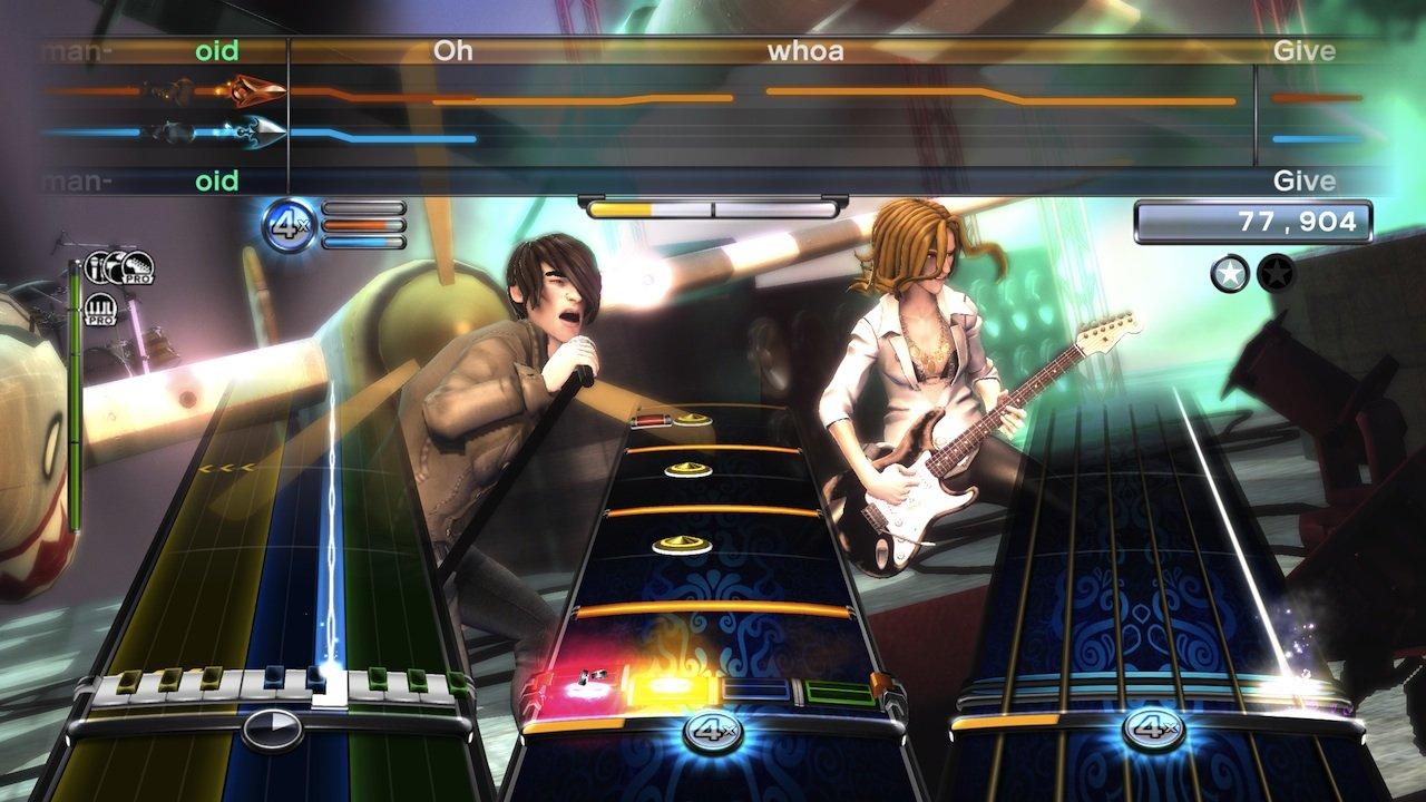 Harmonix Explains New Rock Band Songs - 49721