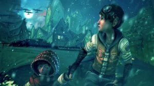 Silence: The Whispered World Set for PS4
