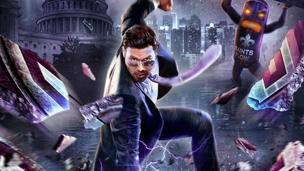 Saints Row IV: Re-Elected (PS4) Review 5