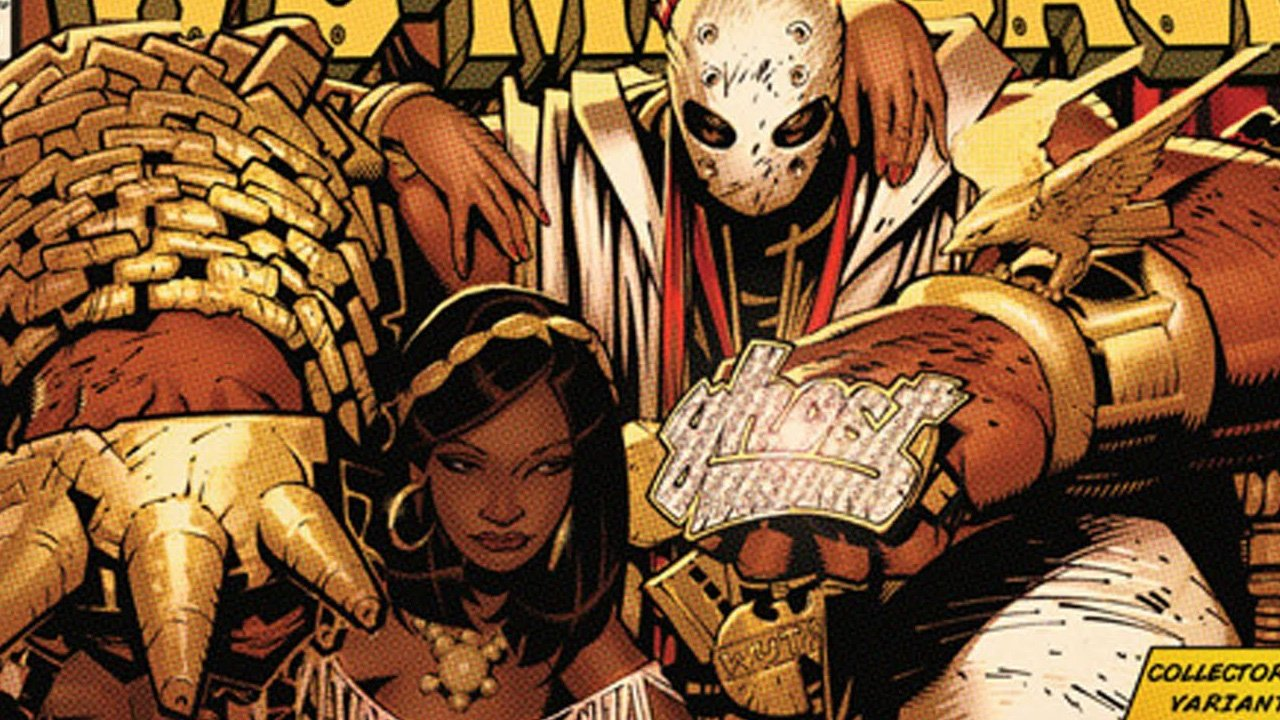 The Relationship Between Comics and Hip-Hop 4