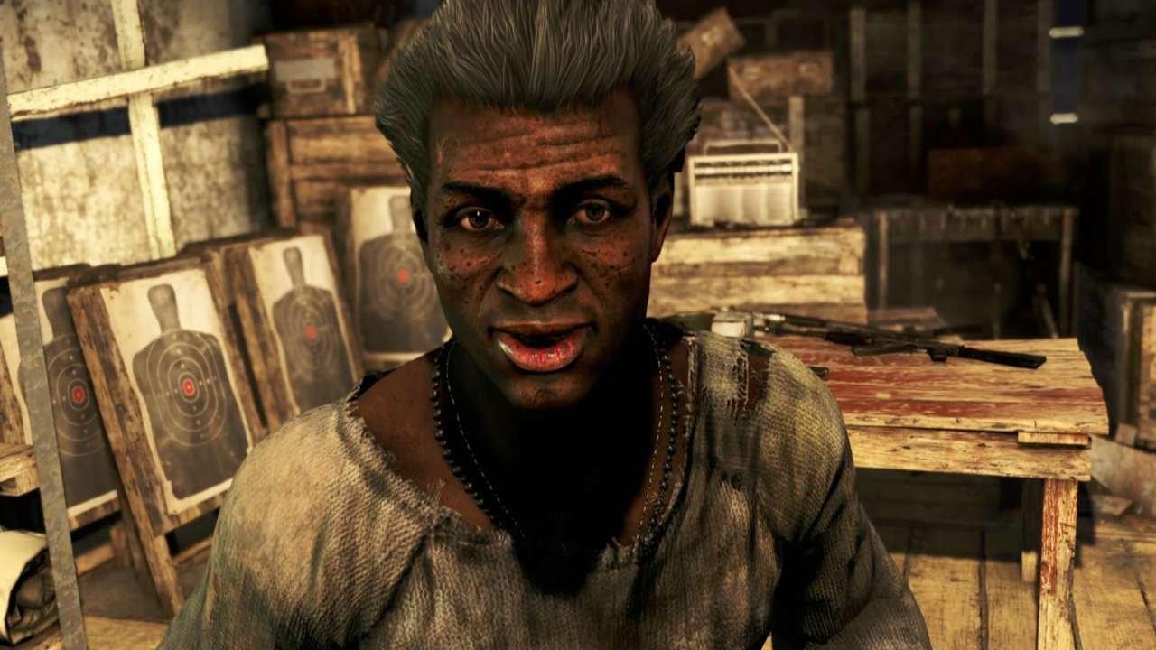 Far Cry 4'S Longinus