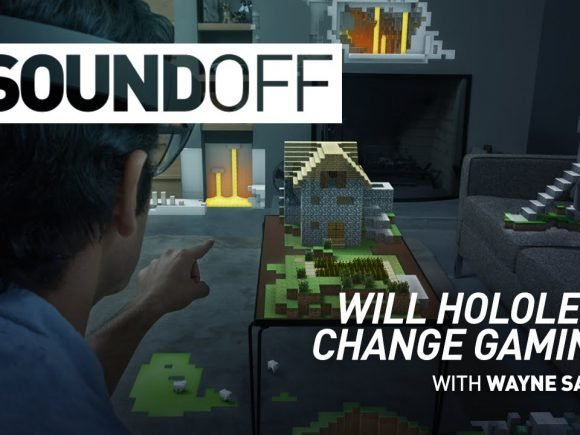 Sound Off - Will HoloLens Change Gaming? - 2015-02-01 11:48:14