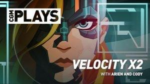 Let's Play Velocity X2