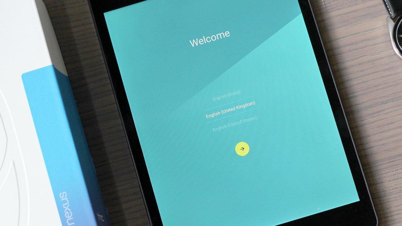 Nexus 9 Tablet Review