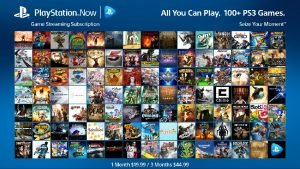 PlayStation Now Pricing Unveiled - 49437
