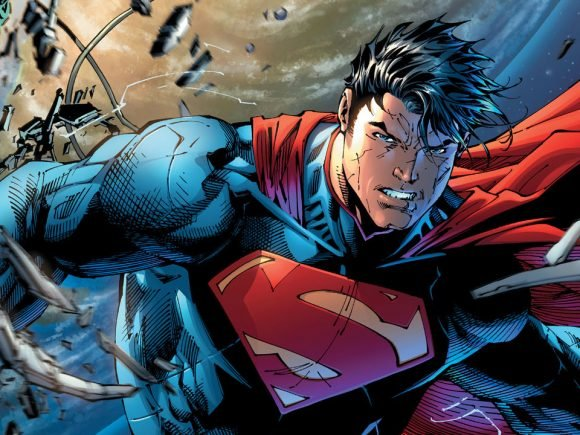 Superman Unchained (Hardcover) Review 1