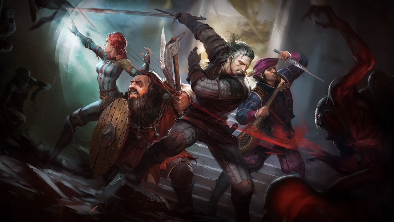 The Witcher Adventure Game (PC) Review 5
