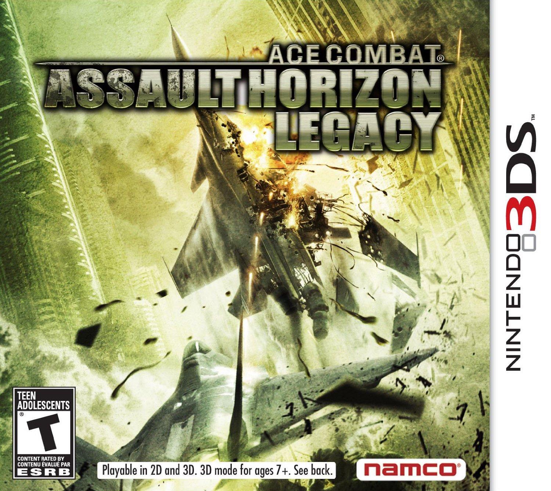 Ace Combat: Assault Horizon Legacy+ (3Ds) Review 7