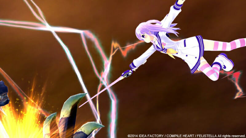 Hyperdimension Neptunia Re; Birth1 Insert3