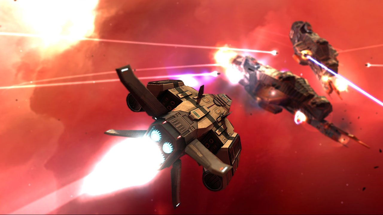 Homeworld: Remastered Collection (PC) Review 1
