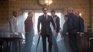 Kingsman: The Secret Service (Movie) Review