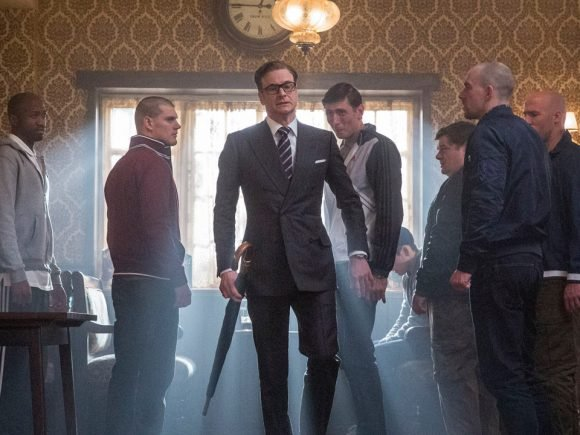 Kingsman: The Secret Service (Movie) Review 1