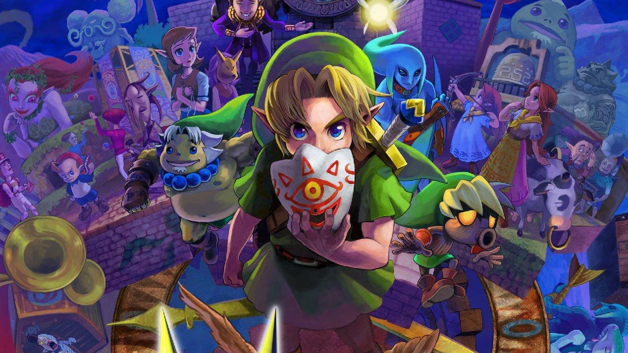 The Legend Of Zelda: Majora's Mask 3D (3DS) Review
