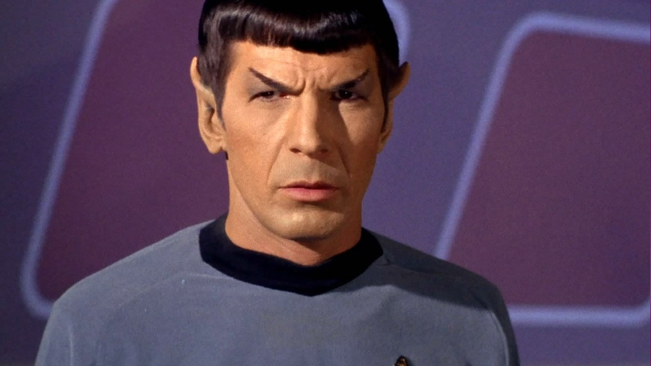 Mr. Spock Goes To Undiscovered Country