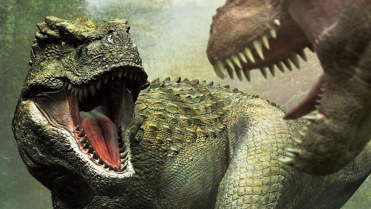 The Best Fictional T-Rexes Of All Time 7