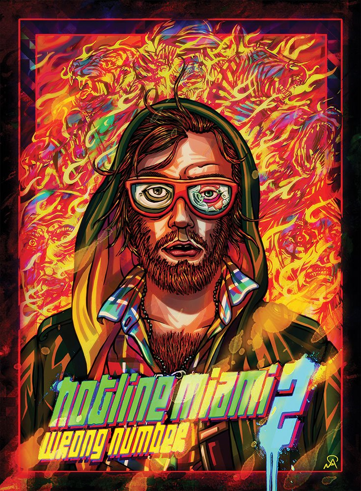 Hotline Miami 2: Wrong Number (PC) Review 1