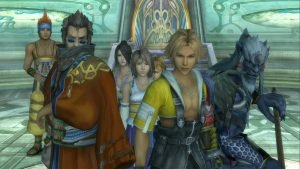 Final Fantasy X Re-Re-Master Gets A Release Date