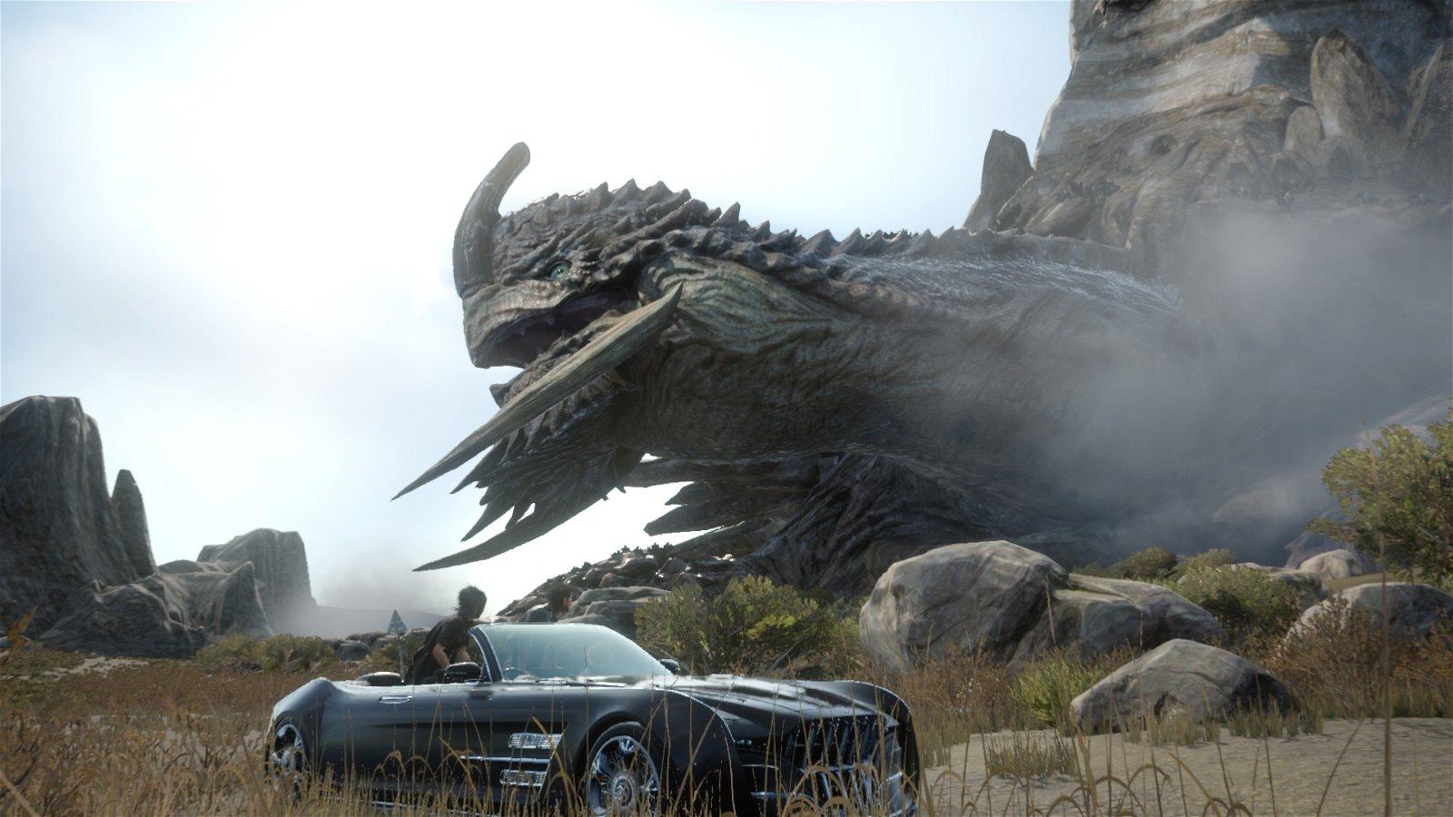 Final Fantasy Xv Preview 5