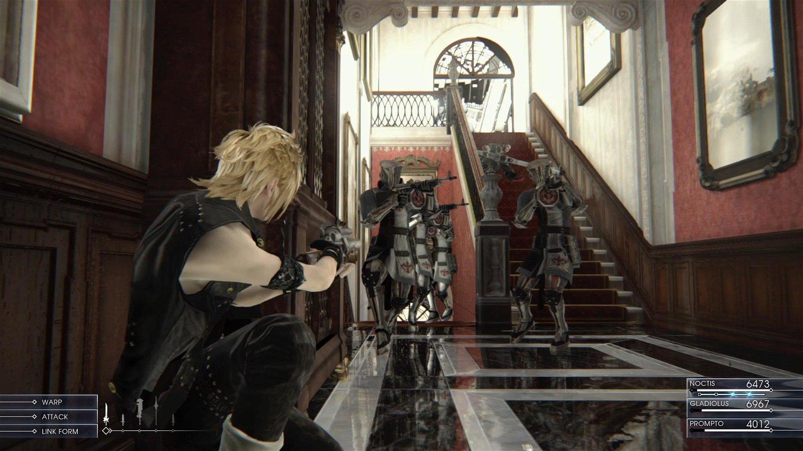 Final Fantasy Xv Preview 2