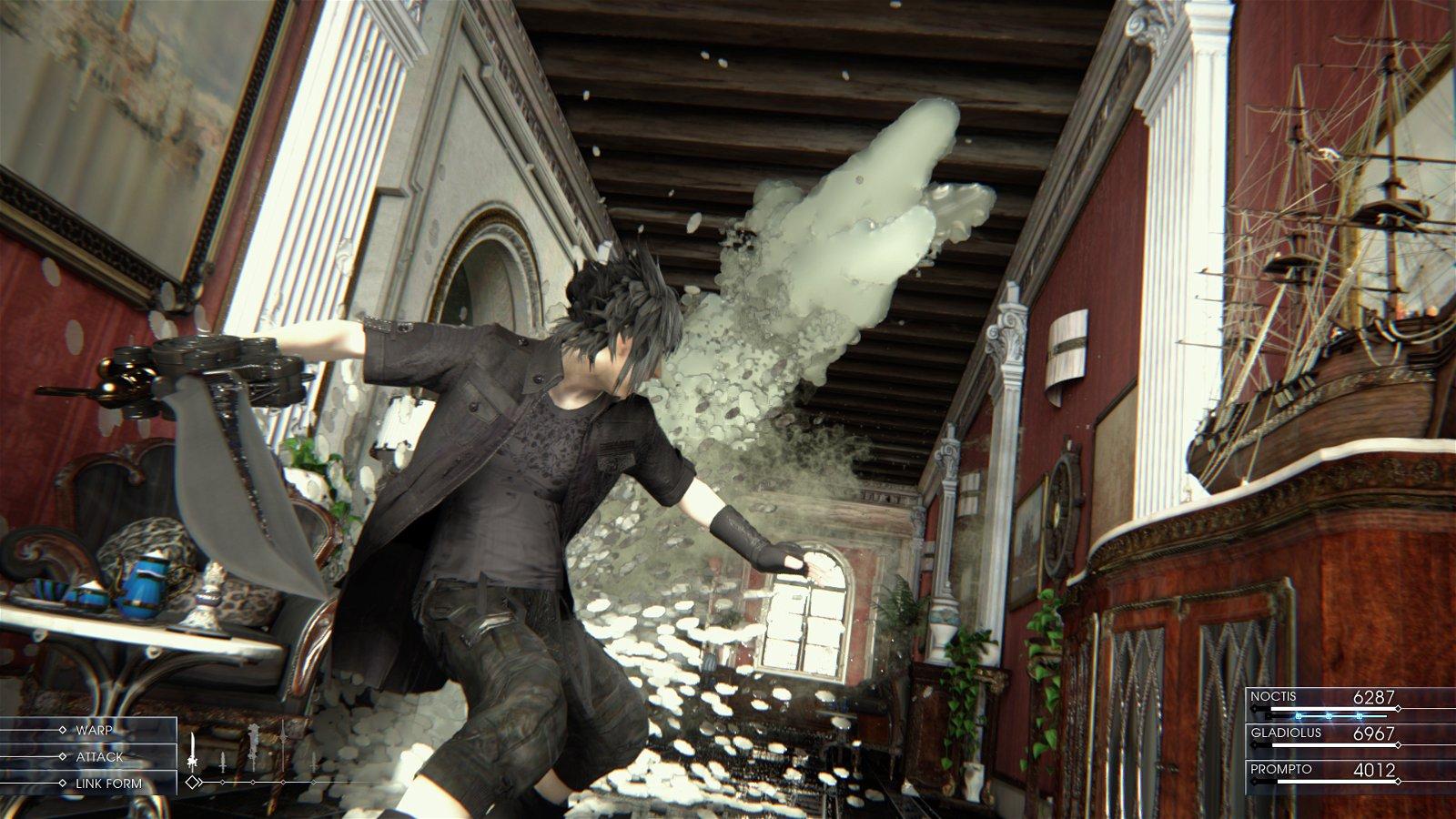 Final Fantasy Xv Preview 1