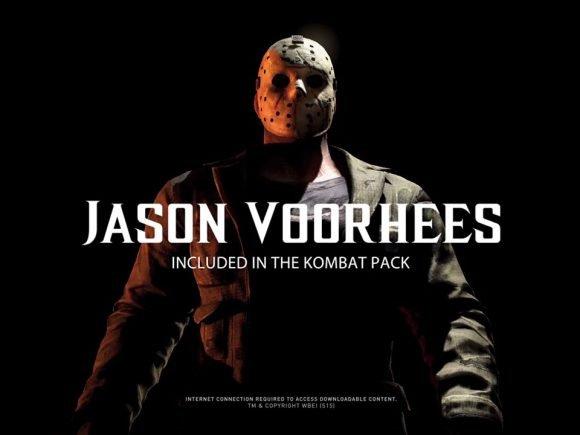 Jason Coming to Mortal Kombat X - 2015-03-13 11:17:46