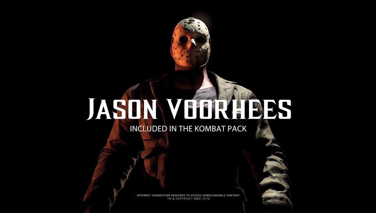 Jason Coming to Mortal Kombat X