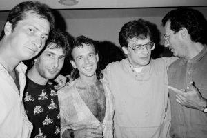 Frank Miller, Neil Gaiman, Bill Sienkiewicz, Bernie Wrightson, Dave Gibbons 1991