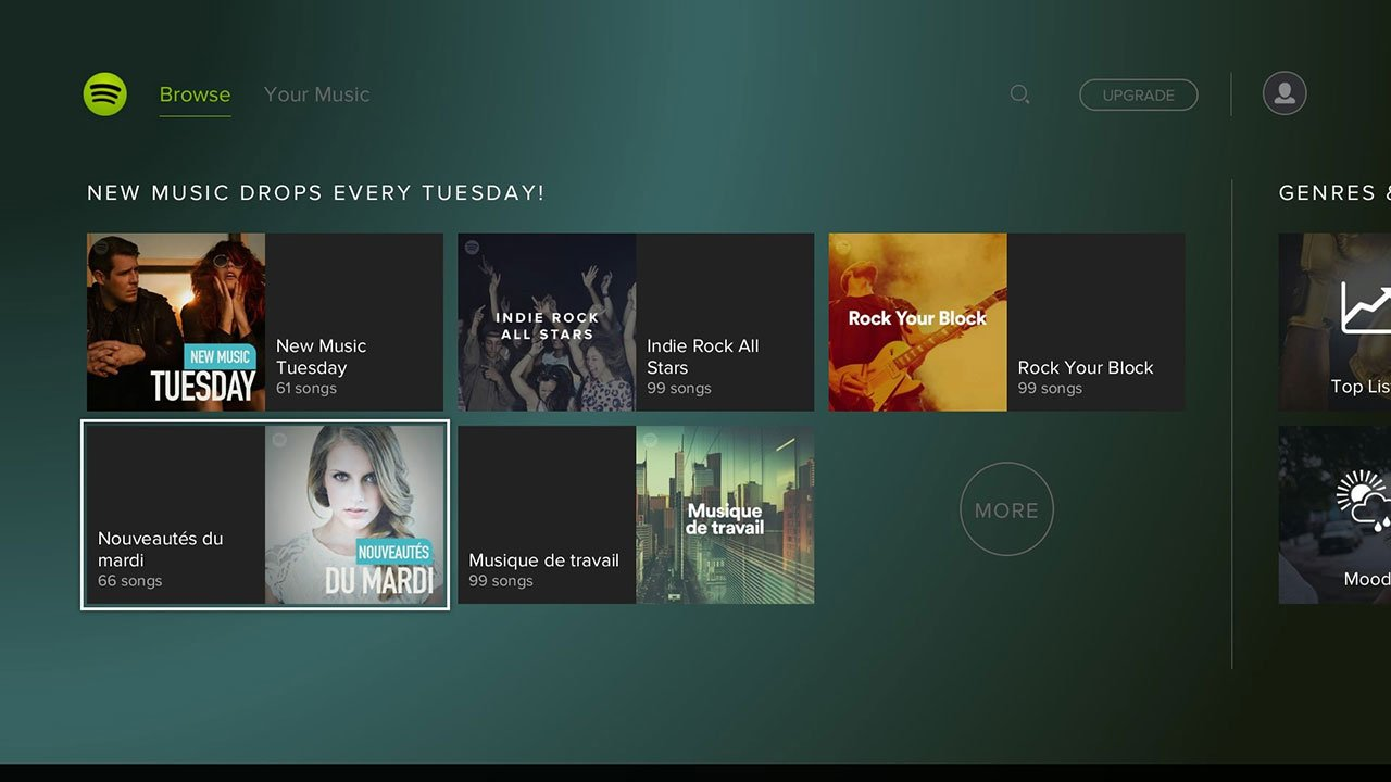 Spotify Now Live On PlayStation Network - 2015-03-31 09:12:05