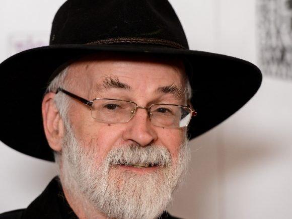 Terry Pratchett Dies At The Age Of 66 - 2015-03-12 13:46:05