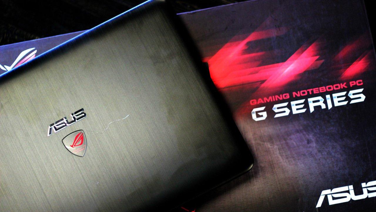 ASUS G771J (Hardware) Review