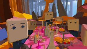 Become a Tea-Drinking Elephant in Awkward Ellie