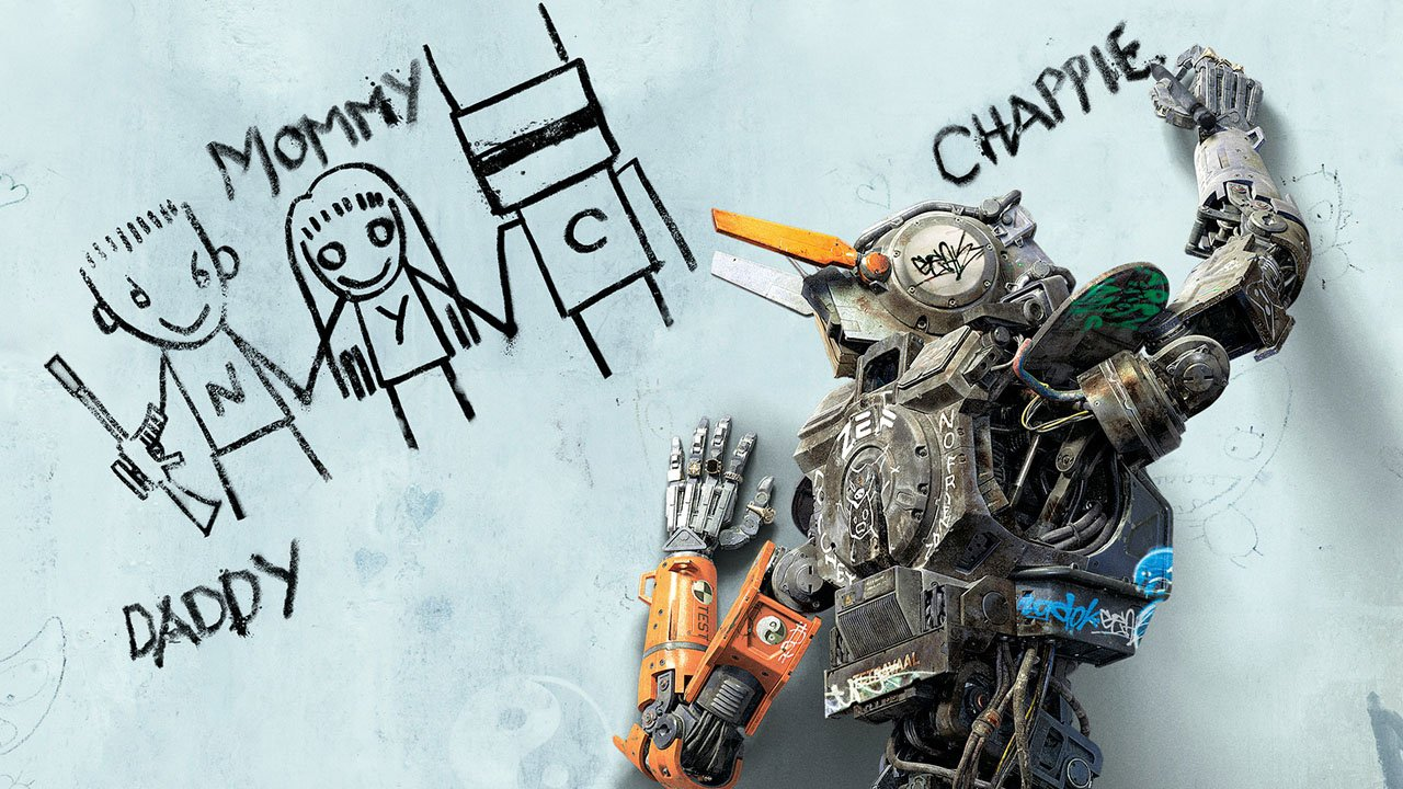 Chappie (2015) Review 12