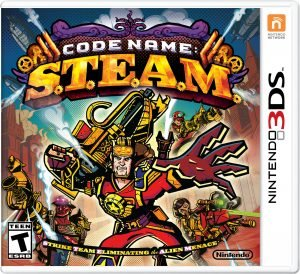 Code Name S.T.E.A.M (3DS) Review