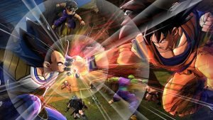 Dragon Ball: Xenoverse (Xbox One) Review
