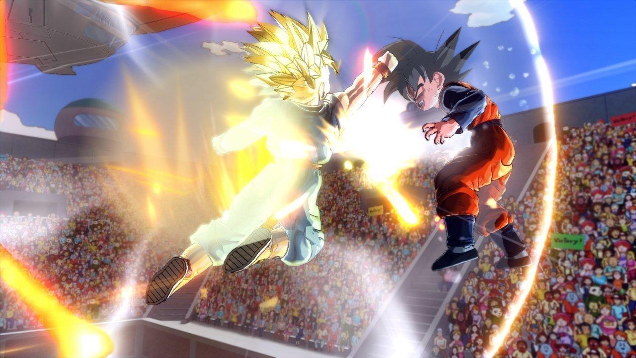 Dragon Ball: Xenoverse (Xbox One) Review