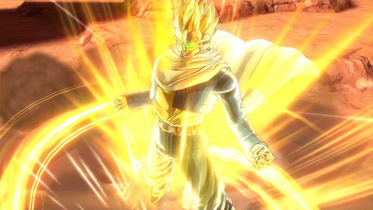 Dragon Ball: Xenoverse (Xbox One) Review 1