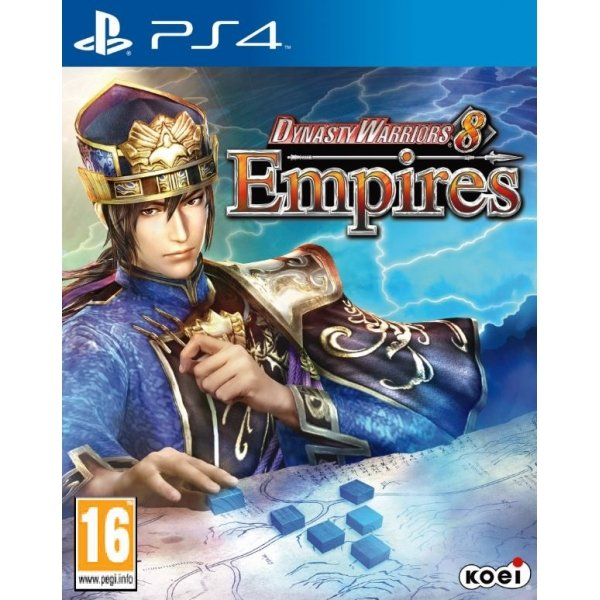 Dynasty Warriors 8: Empires (PS4) Review 3