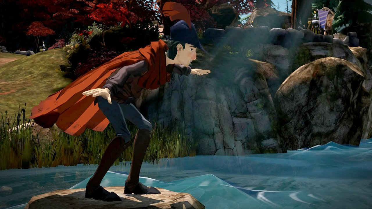 Reimagining Dragons, Revisiting Dungeons: A King's Quest Preview 4