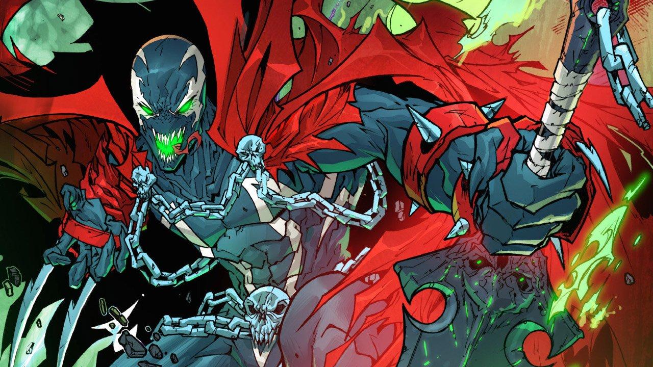 Spawn Resurrection #1 (Comic) Review 1