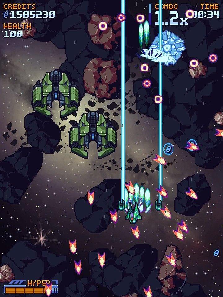 Super Galaxy Squadron (Pc) Review 1
