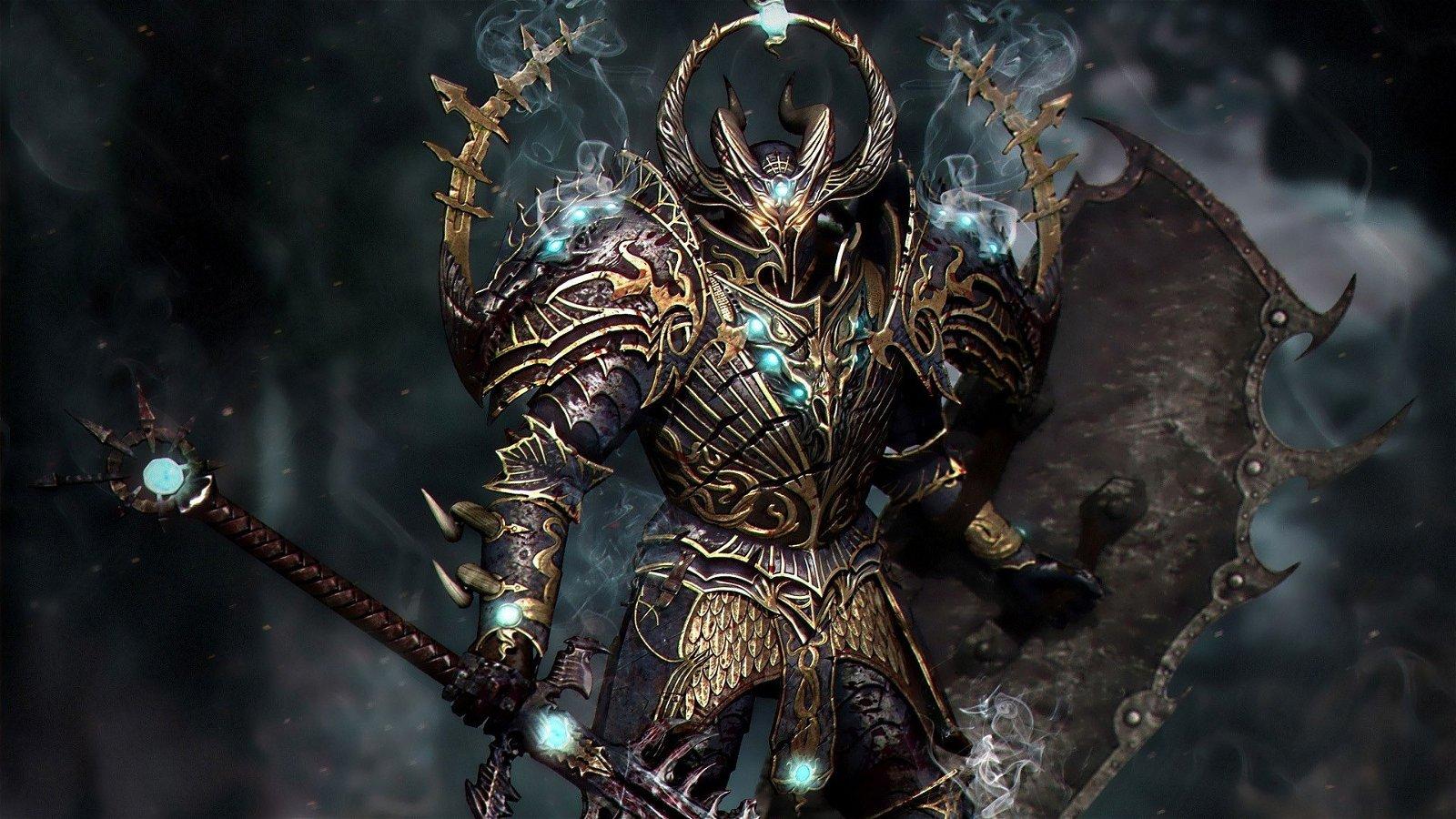 Games Workshop Gets Revitalized with Warhammer 40 000: Dark Nexus Arena