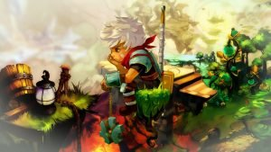 Bastion (PS4) Review