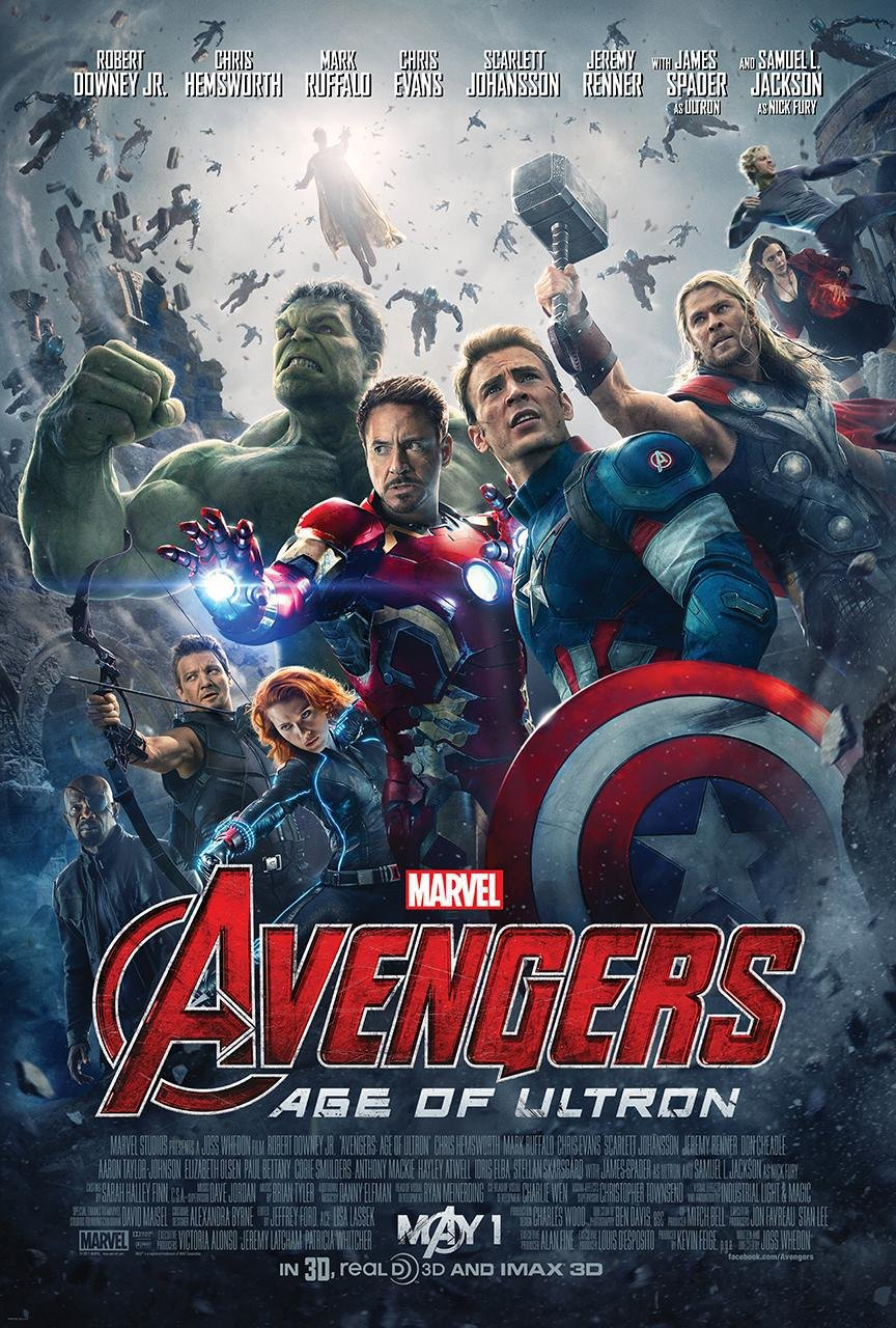 Avengers: Age Of Ultron (Movie) Review