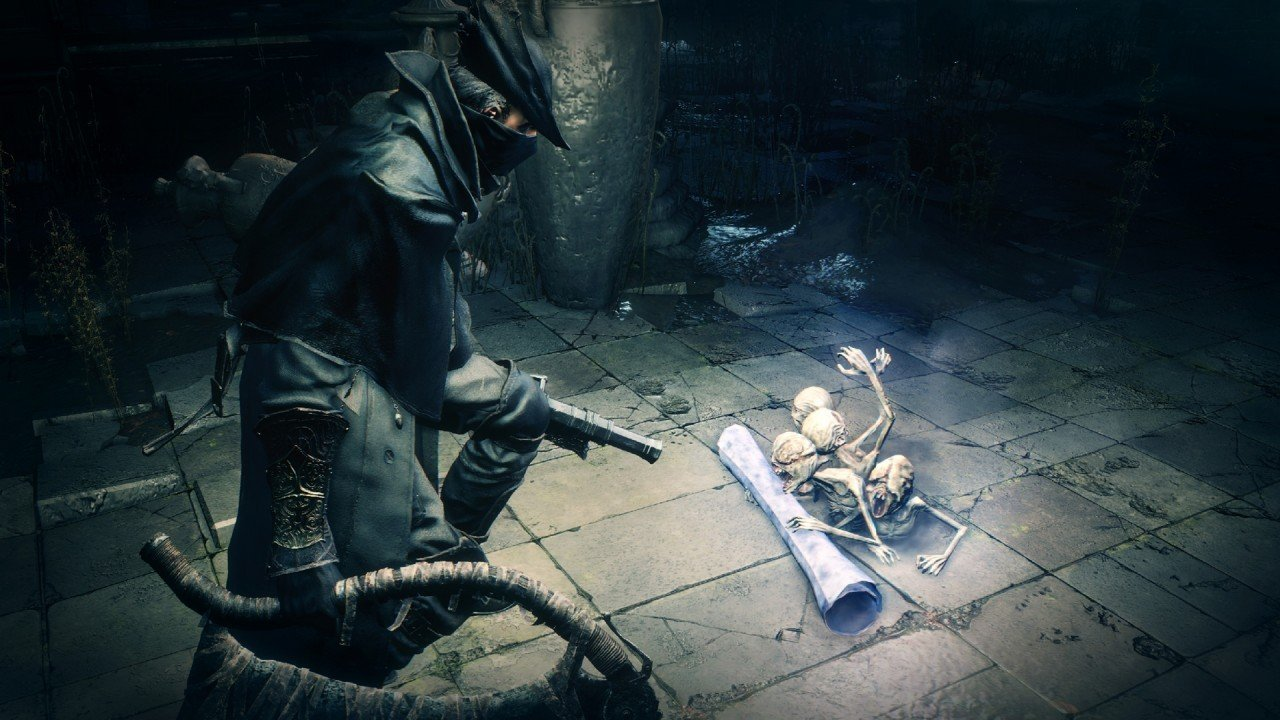 Bloodborne is a Fantastic Risk 2