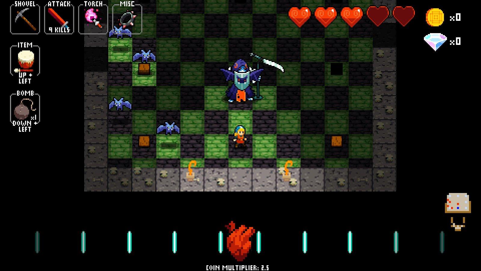 Crypt Of The Necrodancer Insert4