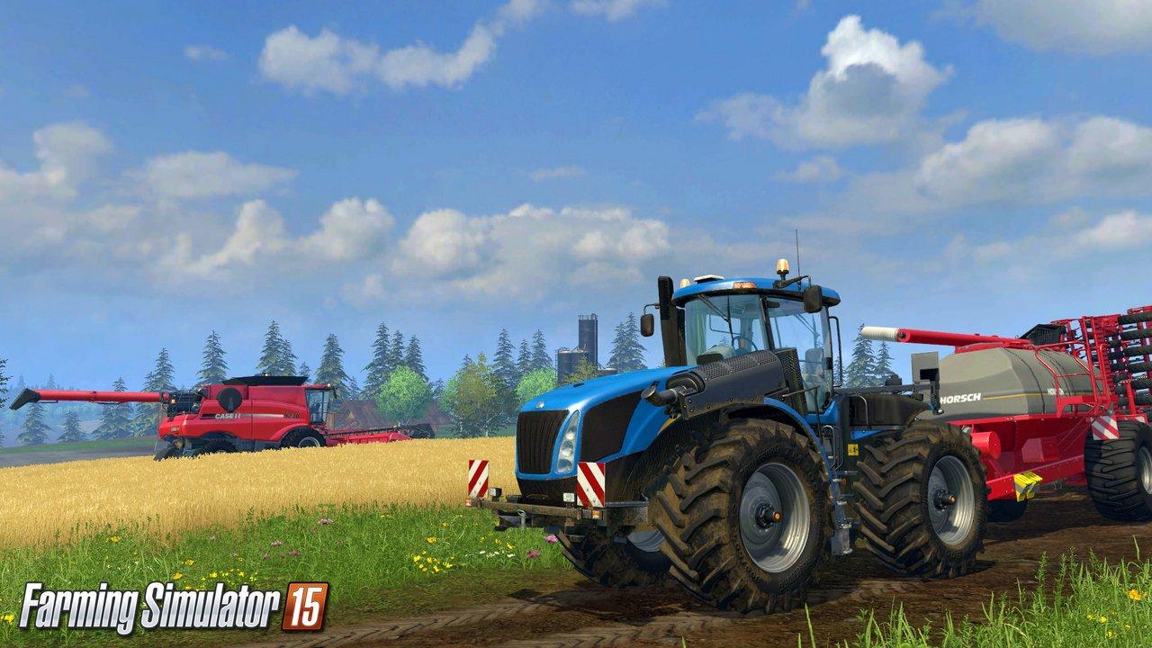 Farming Simulator Getting Online Mode - 2015-04-10 11:14:30