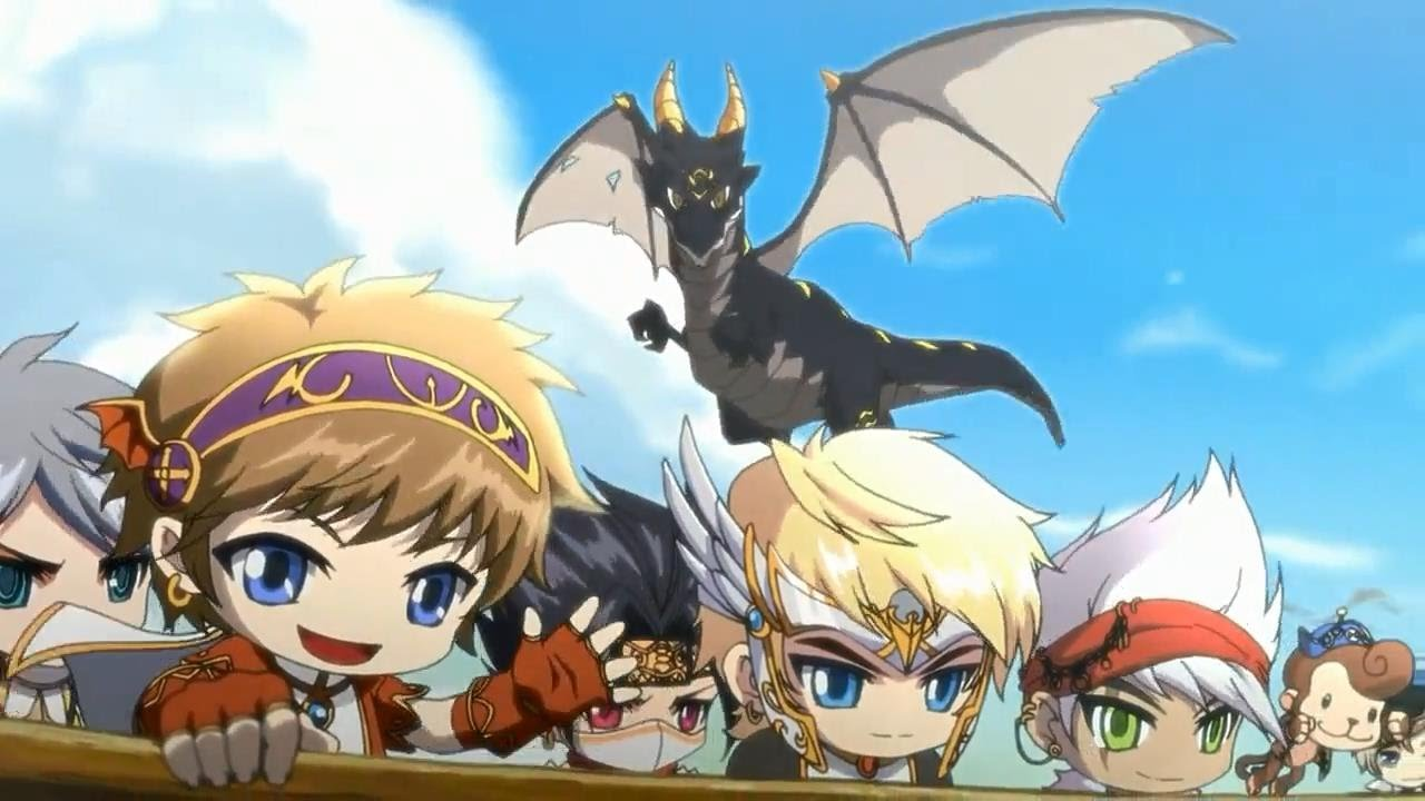 MapleStory Celebrates Eight Years with Update - 2015-04-17 10:54:41