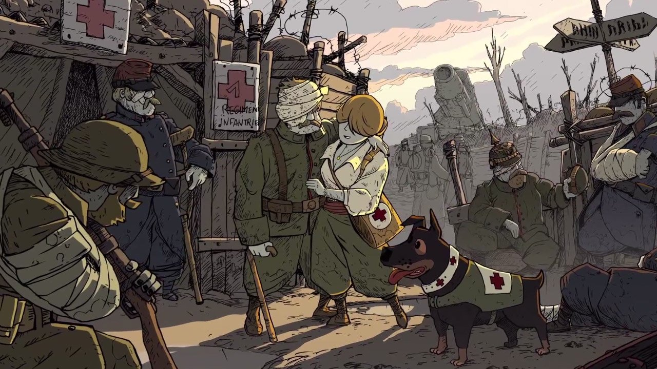 Valiant Hearts Director 'Goes Real Indie' - 2015-04-13 15:49:44