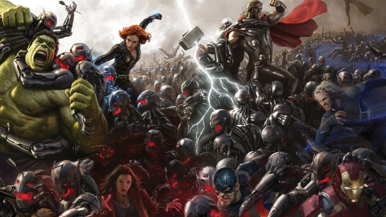 Avengers: Age Of Ultron (2015) Review 4